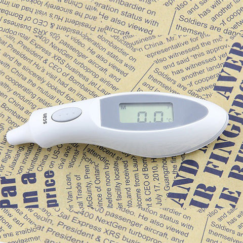 Ear Thermometer Portable Highly Accurate