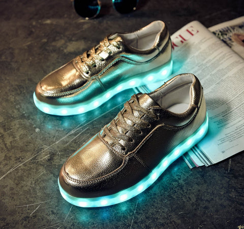 Fashion Light Men high-quality  Women Shoes Outdoor travel dance