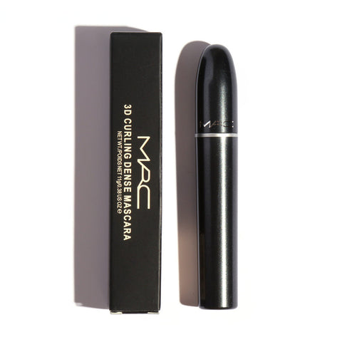 Mascara Black Colors 3D Curling Dense Mascara Makeup Eyes Fast Dry