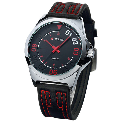 Casual CURREN Watch Men Wristwatch relogio masculino