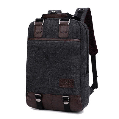 Backpack Unisex Fashion Canvas Women's