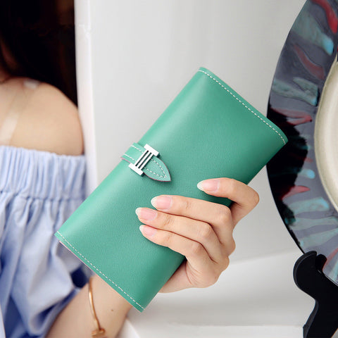 Fashion Women Wallet Drawstring High
