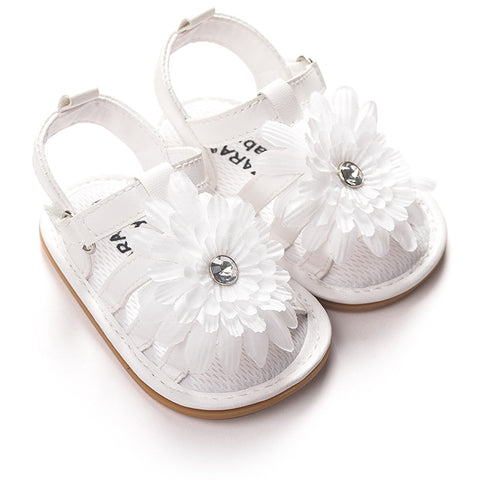Baby Outdoor Shoes Infant Princess Girls Flower