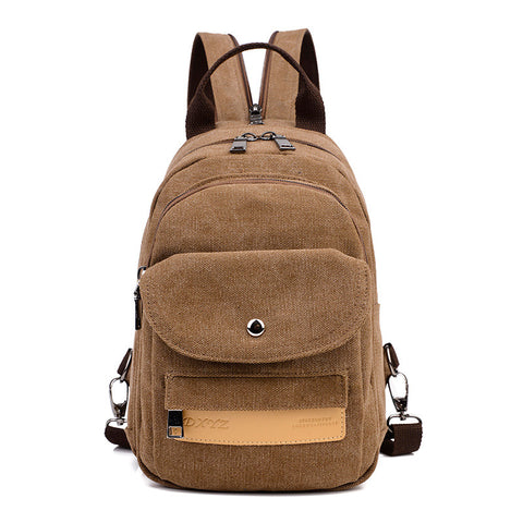 Canvas Backpacks for Travel Bagpack Multifunctional