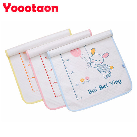 New cotton baby infant waterproof pad bed sheets changing mat Babys urine pad for newborn