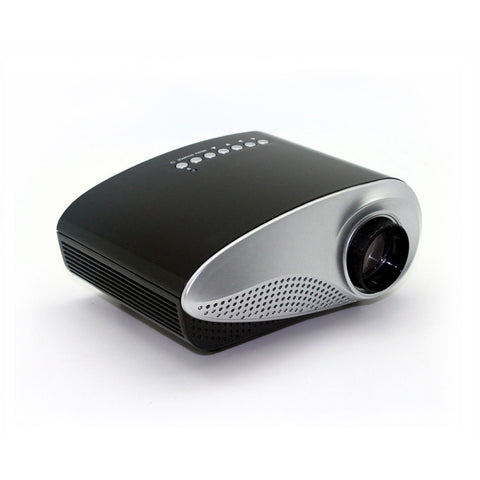 200lumens 3D Beamer LED Electric Projektor Portable Video Pico Micro Proyector Mini Projector HDMI USB AV VGA TV Tuner