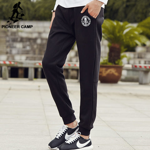 Autumn winter men pants brand clothing male casual sweatpants trousers