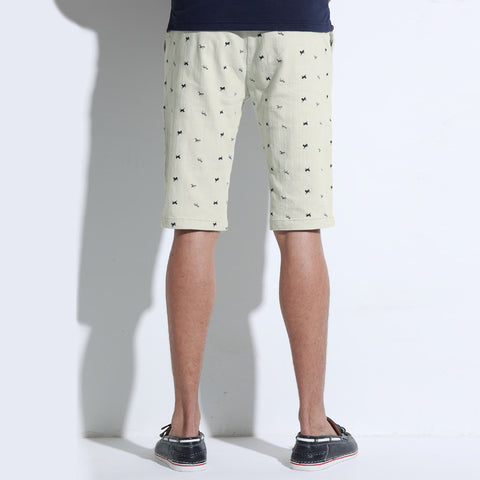 summer style mens thin casual short pants fitness beach pants