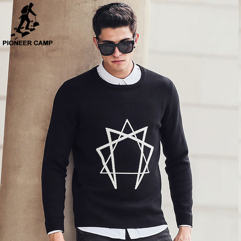 Brand-clothing High quality New Fashion Famous Brand casual Pullovers