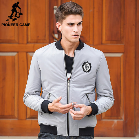 autumn jacket men top quality comfortable male jacket coat fashion casual