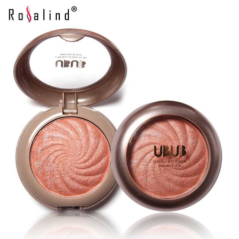 Baking Blush Bronzer Baked Cheek Color Blusher Palette Petal Face Power