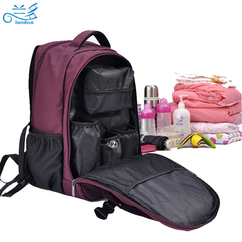 multifunctional baby nappy bag baby diaper bag bolsa