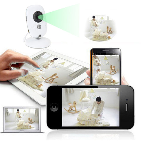 Color Baby Monitor Security Camera