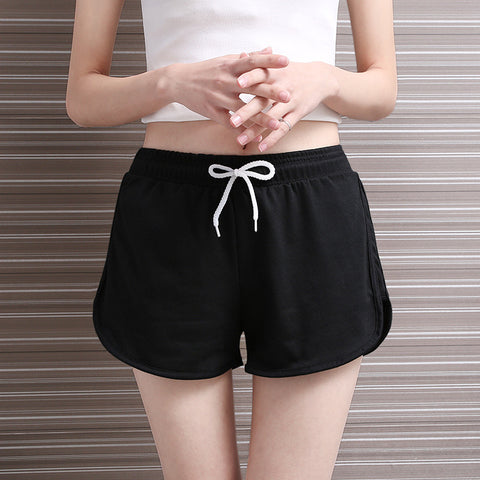 Bottom Shorts For Women  Puls Size  Casual Loose Booty Shorts