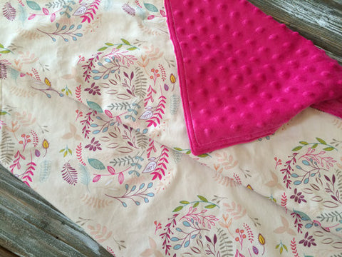 Baby/Toddler/Crib Blanket/Quilt, Nursery Decor, Photography Prop