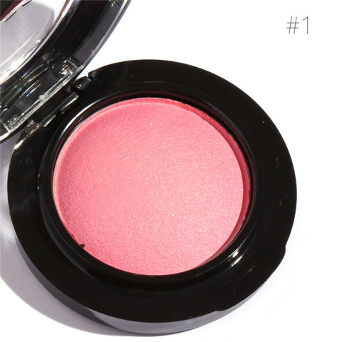 Baked Blush Palette Baked Cheek Color Blusher Blush