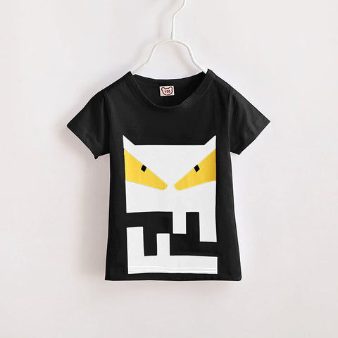 Boys & girls t shirts cotton kids t-shirt