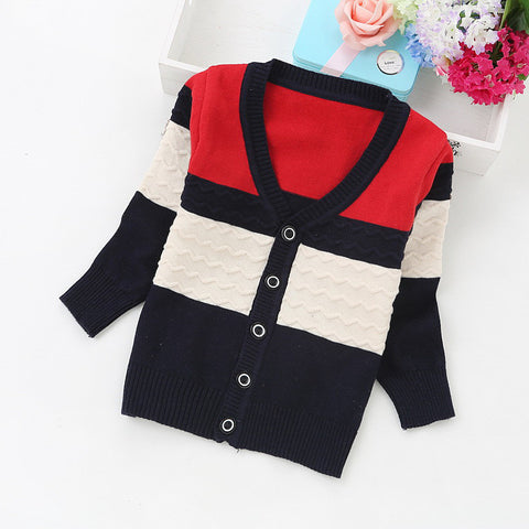 boys' cardigans children sweaters