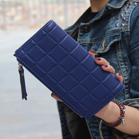 Fashion Stereoscopic Square Women Wallets r