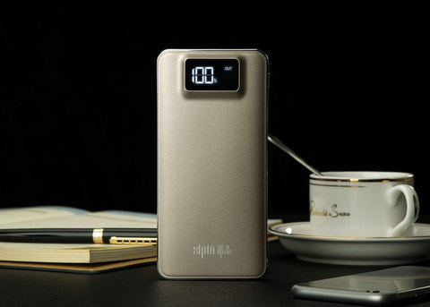 11000mAh Portable Power Bank Mobile Phone and Tablet External Battery