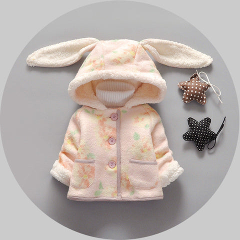 Thick winter clothe for cute baby Girls & Boys