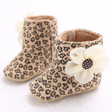 Warm Snow Baby Boots Newborn Infant Soft Soled