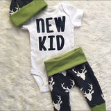 Long Sleeve Cotton baby Rompers