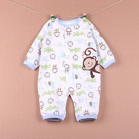 9 Different Design Baby Rompers 100% Cotton