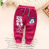 winter new cotton and wool Warm Pants