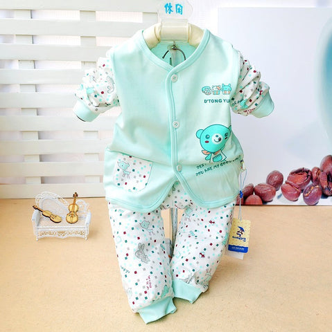 Cute Character baby clothing 100% cotton