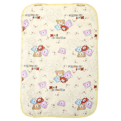 Waterproof Newborn Infant Bedding Changing Nappy Cover Pad