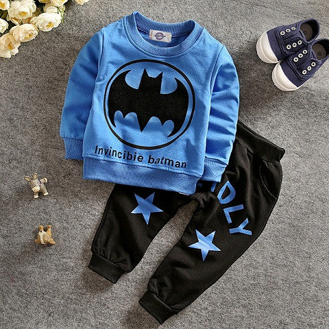 Batman Boys Clothing Sets