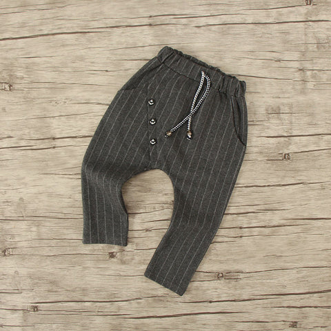 Autumn clothes children pants