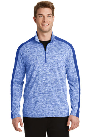 Lake Express Heathered 1/4 Zip Pullover