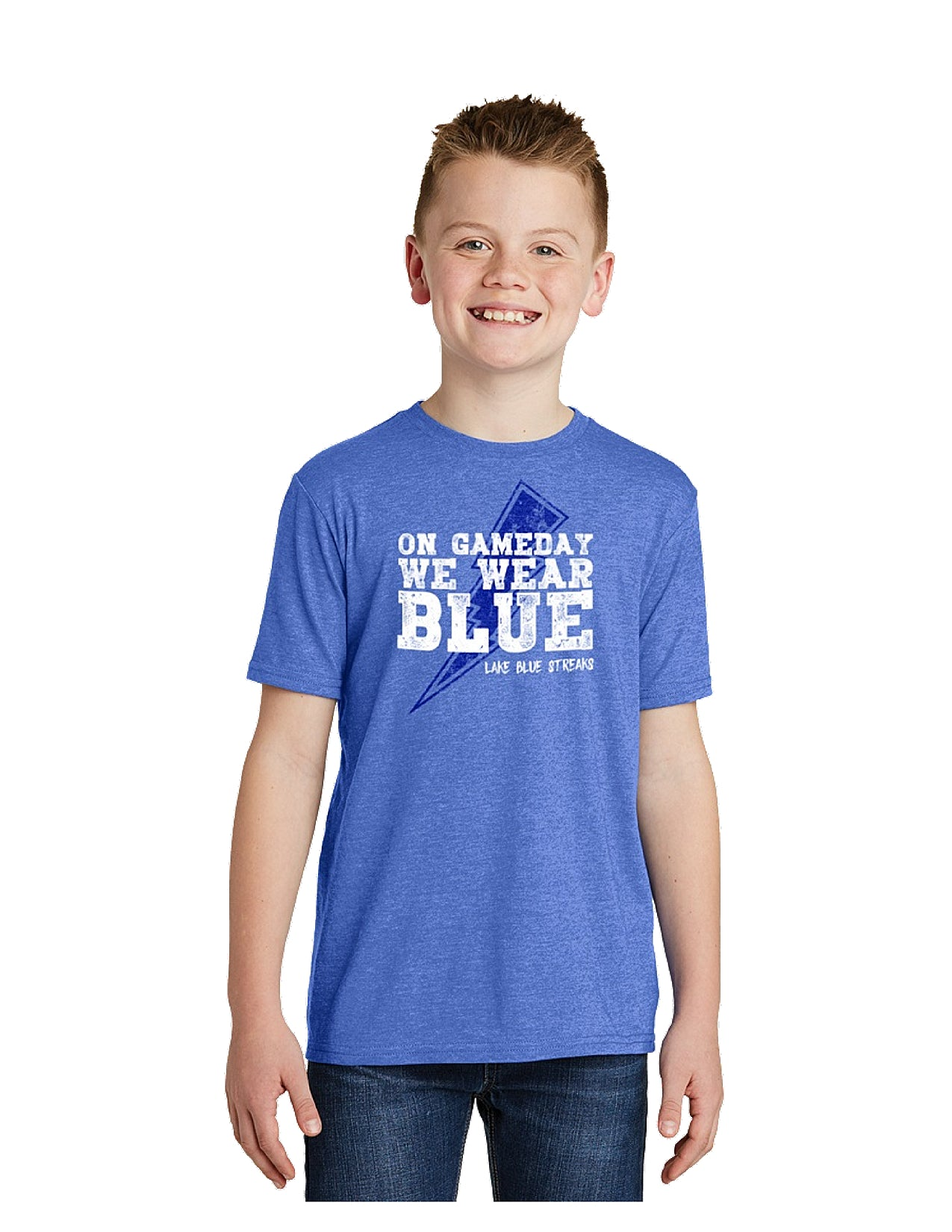 Youth Triblend Tee - Game Day
