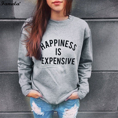 Happiness is Expensive Crew
