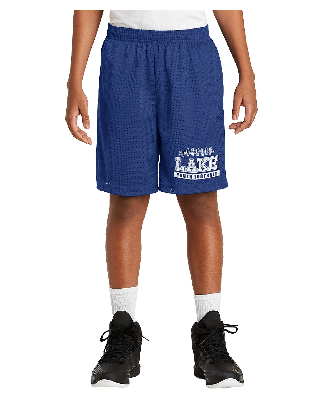 Youth Mesh Athletic Shorts