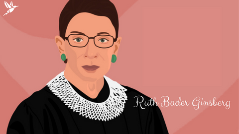 RBG Zoom Background without quote
