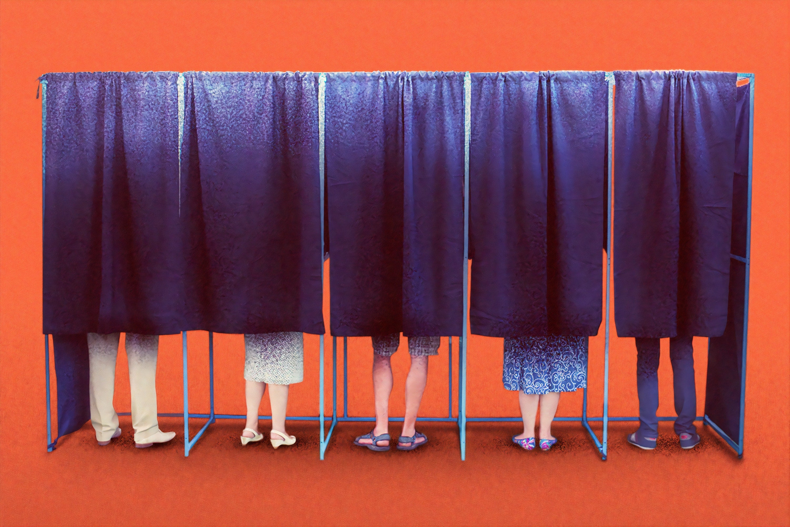 Be a poll worker to help make voting safer and more accessible.