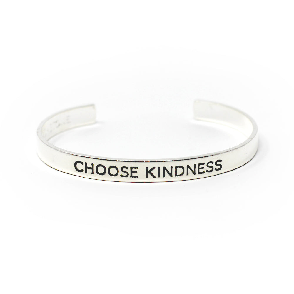 Choose Kindness - Cuff