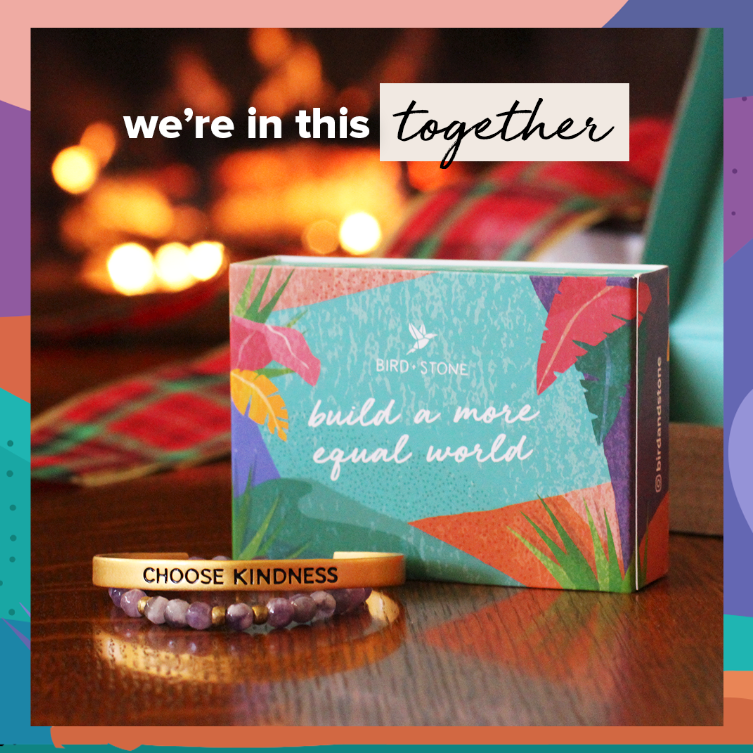 'Choose Kindness' + Maya Bracelet Set
