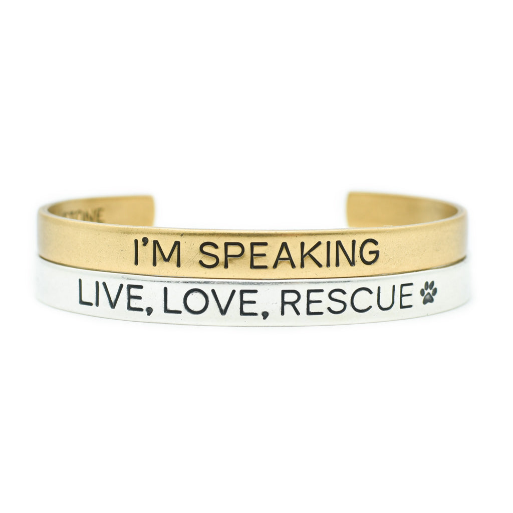 'I'm Speaking' for Animals Set