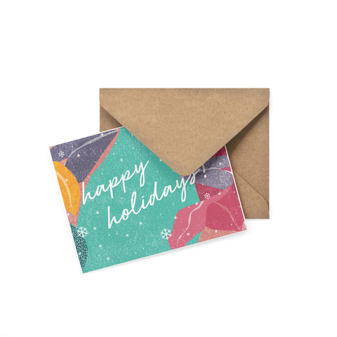 'Happy Holidays!' Card