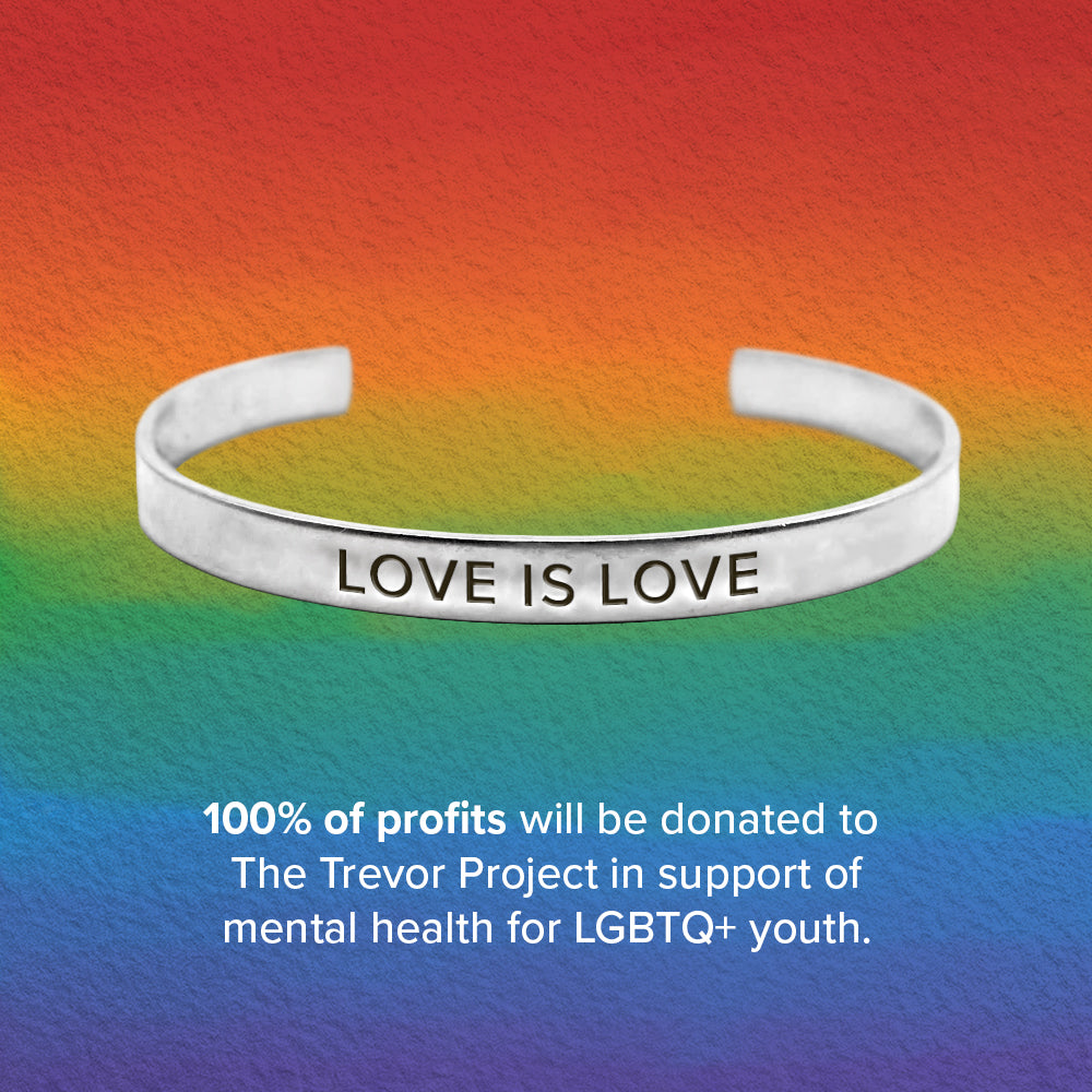 Love is Love Cuff - Pre Order