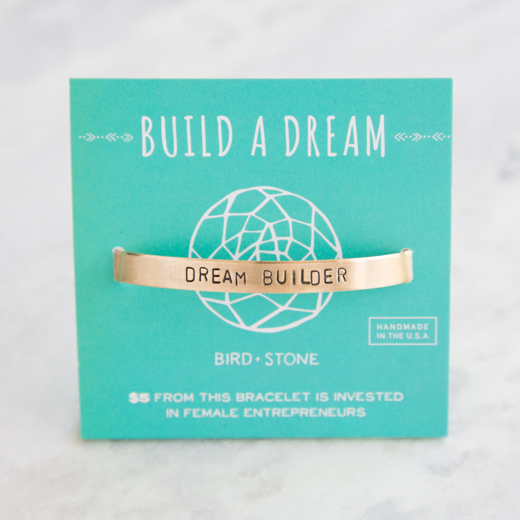 Dream Builder Cuff