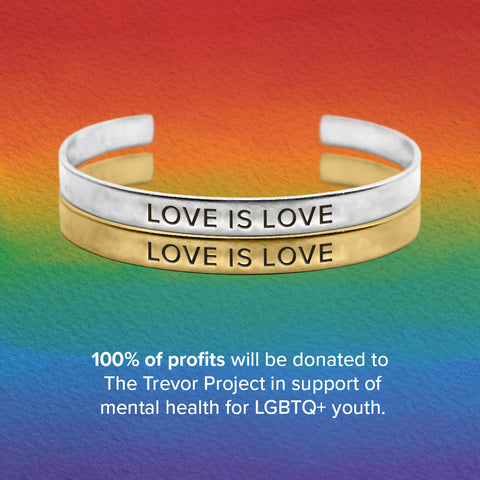 Love is Love Cuff Set - Pre Order