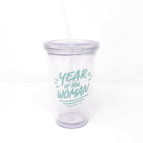 'Year of the Woman' Tumbler