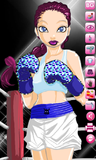 Boxing Girl Dress Up for Android