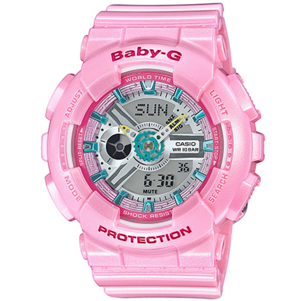 Baby G Discount Offer Store Casio Ba 112 7a 110ca 4a2