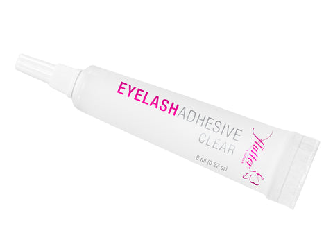 Eyelash Glue Clear - White